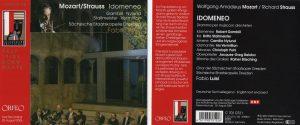 Wolfgang Amadeus Mozart / Richard Strauss – Idomeneo